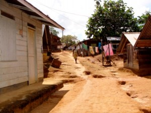 Pingpe dorp